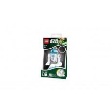 """LEGO Брелок-ліхтарик """"R2-D2"""" з батарейкою, LGL-KE21-BELL"""