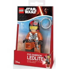 """LEGO Брелок-ліхтарик """"Зіркові Війни - """"По Дамерон"""", LGL-KE95"""