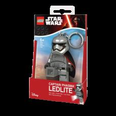 """LEGO Брелок-ліхтарик """"Зіркові Війни - """"Капітан Фазма"""", LGL-KE96"""