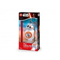 """LEGO Брелок-ліхтарик """"Зоряні Війни - """"Дроїд BB-8"""", LGL-KE101"""