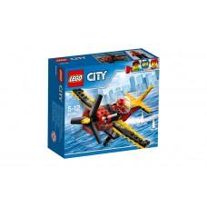 LEGO Конструктор Гоночный самолёт, 60144