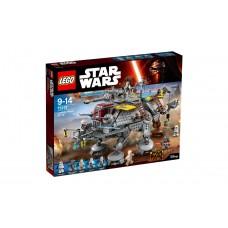 LEGO Конструктор AT-TE Капитана Рекса, 75157