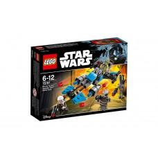 LEGO Конструктор Спідер мисливців за головами, 75167