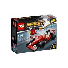 LEGO Конструктор Scuderia Ferrari SF16-H, 75879