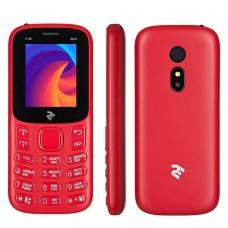 Мобильный телефон 2E E180 2019 DUALSIM Red