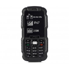 Мобильный телефон Sigma X-treme DZ67 Travel black-black