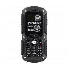 Мобильный телефон Sigma Х-treme IT67 black