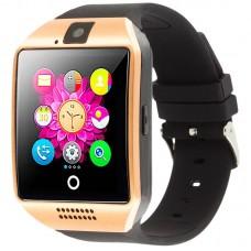 Смарт часы UWatch Smart Watch Q18 Gold