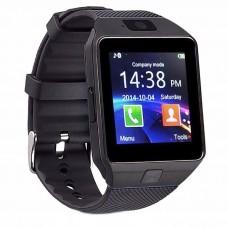 Смарт часы UWatch Smart Watch DZ09 Black/Black