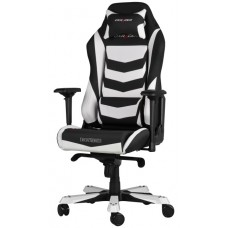 Ігрове крісло DXRacer Iron OH/IS166/NW Black/White