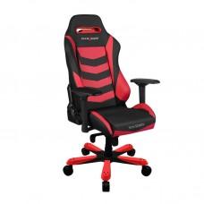 Ігрове крісло DXRacer Iron OH/IS166/NR Black/Red