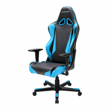 Ігрове крісло DXRacer Racing OH/RE0/NB Black/Blue
