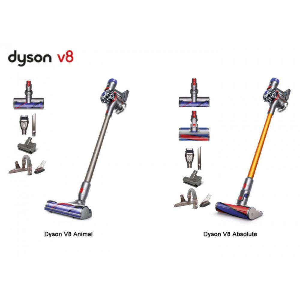 Dyson в чем отличие моделей гарантия dyson