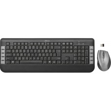 Комплект TRUST Tecla Wireless Multimedia Keyb& Mouse