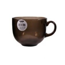Чашка LUMINARC ДЖАМБО дымч. /500 мл д/бульона (H9152/1)