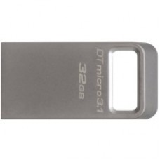 Kingston DataTraveler Micro 3.1 USB 3.1 32Gb Silver