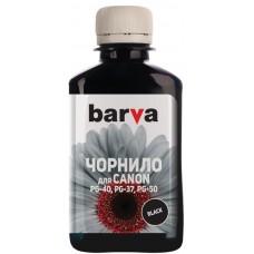 чернила BARVA CANON PG-445/PG-46 E404/MG2440/IP2840 BLACK 90г C445-437