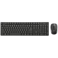 Комплект TRUST Ximo Wireless Keyboard with mouse UKR