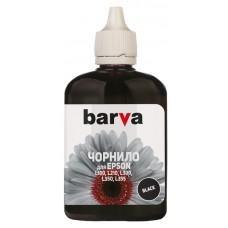 чернила BARVA EPSON L100/210/300/350/355 B 90г ДЛЯ ФАБПЕЧАТ.(L100-398)