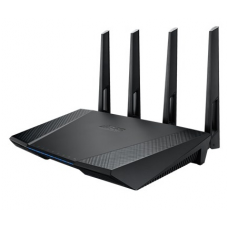 Интернет-шлюз ASUS RT-AC87U 802.11AC 2.4/5GHz (до 2334 Мбит/с) 4x1G LAN, 1x1G WAN, 2xUSB (RT-AC87U)