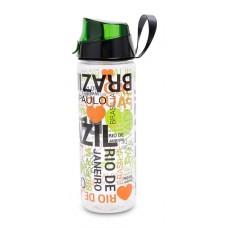 Бутылка HEREVIN BRAZIL 0.75 л для спорта (161506-005)
