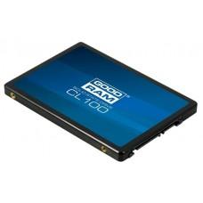SSD внутренние GOODRAM CL100 120GB SATAIII TLC (SSDPR-CL100-120)