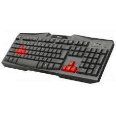 Клавиатура TRUST Ziva gaming keyboard