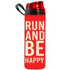 Бутылка HEREVIN BE HAPPY 0.75 л для спорта (161506-010)