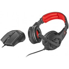 IT/наб TRUST GXT 784 Gaming headset & mouse