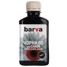 чернила BARVA CANON G1400/G2400/G3400 BL ПІГМ. (I-BAR-CG490-180-B-P)
