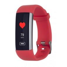 Фитнес устройства ERGO Fit Band HR BP F010 - Фитнес трекер (Red)