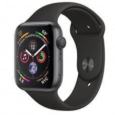 Розумний годинник Apple Watch Series 4 GPS 40mm Gray Alum. w. Black Sport b. Gray Alum. (MU662)