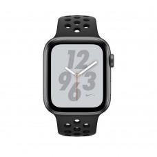 Розумний годинник Apple Watch Nike+ Series 4 GPS 44mm Gray Alum. w. Anthracite/Black Nike Sport b. Gray Alum. (MU6L2)