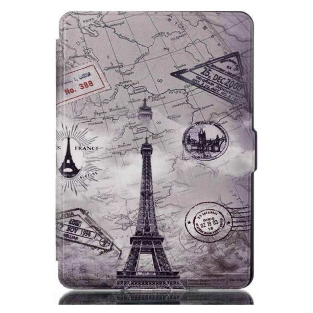 no name Чехол Leather Case for Amazon Kindle Paperwhite Paris 23223-10