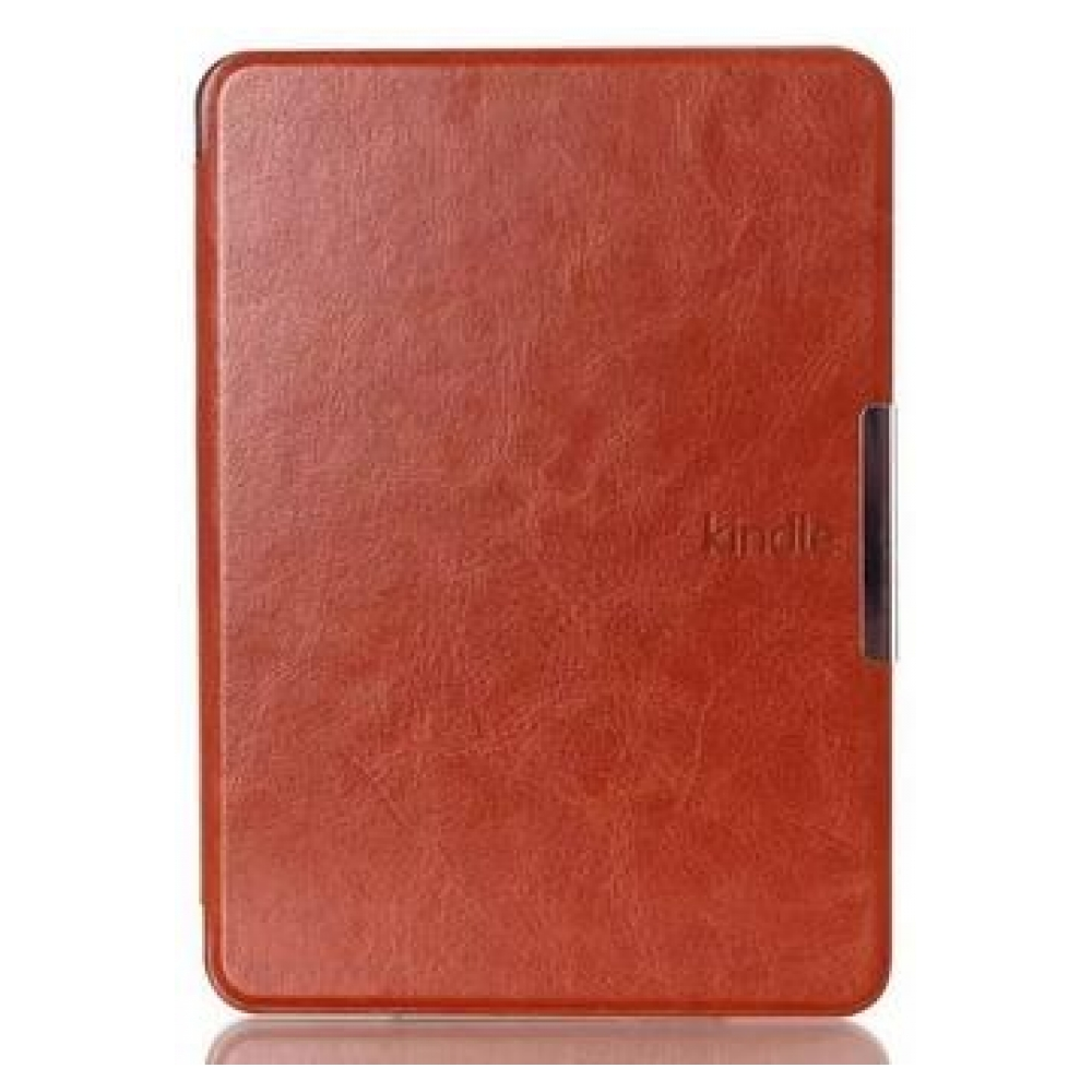 no name Чехол Leather case for Amazon Kindle 6 (7gen) Brown 23216-10
