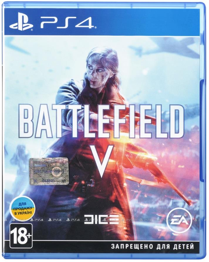 Игра PS4 BATTLEFIELD V [Blu-Ray диск] 35086-42