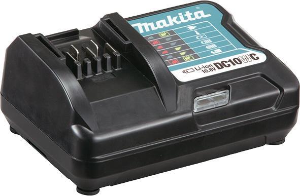 Зарядное устройство Makita CXT DC10WC, Li-Ion, 10.8В 34066-42