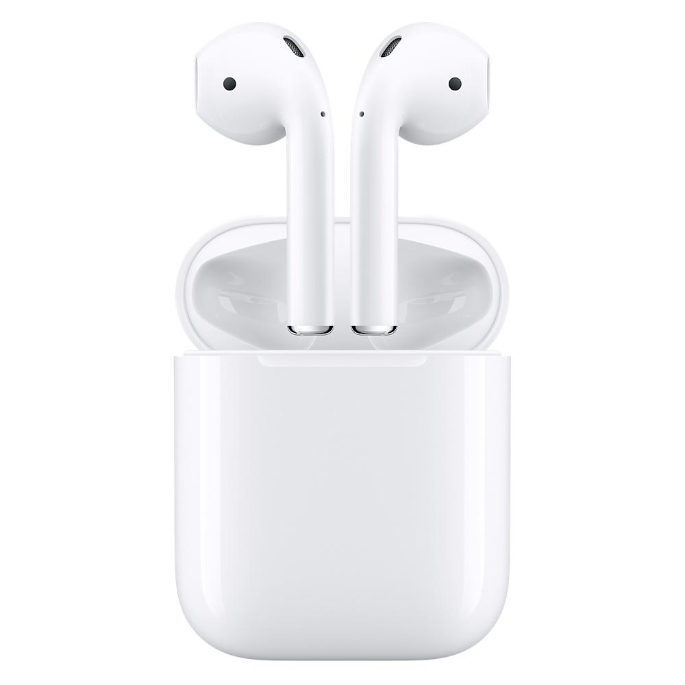 apple Беспроводная гарнитура Apple Airpods MMEF2 502-05