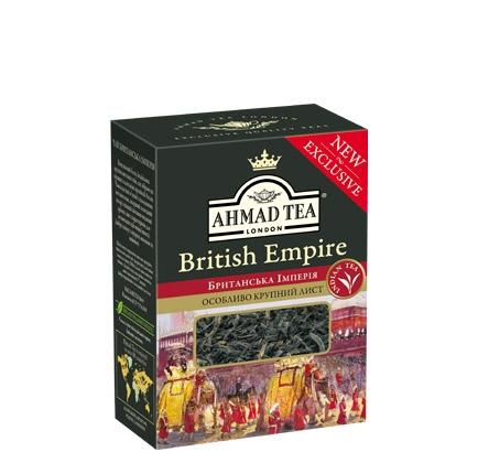 ахмад Ahmad Tea Британская Империя, 50г 054881017138