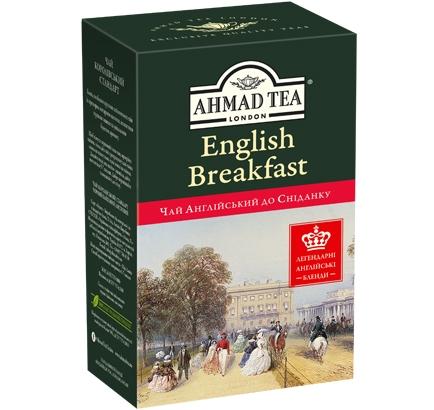 ахмад Ahmad Tea Английский к завтраку, 100г 054881007993