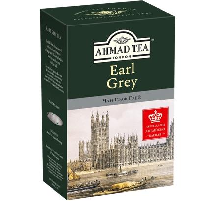ахмад Ahmad Tea Граф Грей, 100г 054881008594