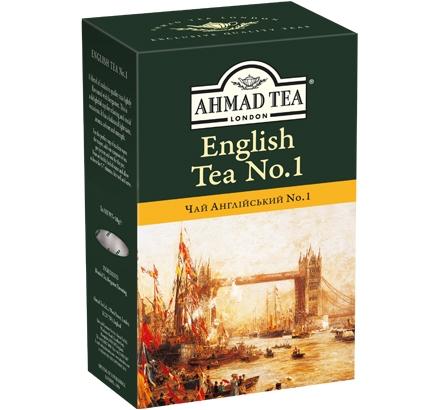 ахмад Ahmad Tea Английский №1, 100г 054881008990