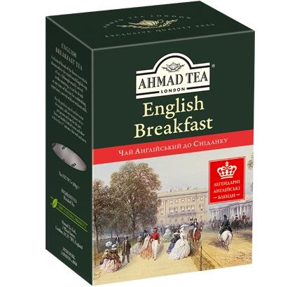 ахмад Ahmad Tea Английский к завтраку, 200г 054881001434